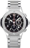 Hublot Men's 44.5mm Steel Bracelet & Case Sapphire Crystal Automatic Dial Analog Watch 301.SX.130.SX