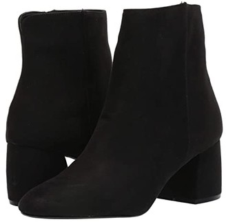 Chinese Laundry Davinna (Black Suede) Women's Shoes