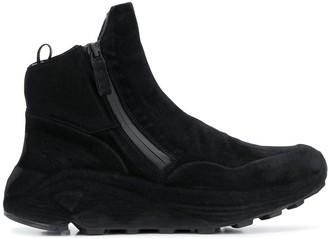 Officine Creative Sphyke sneaker boots