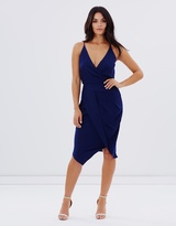 Cooper St EXCLUSIVE Counting Stars Drape Dress