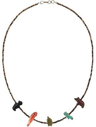 Jessie Western Animal Charm Necklace