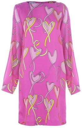 Escada Heart Damour Dress