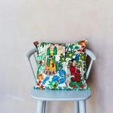 Graham and Green Frida Tapestry Print Cushion