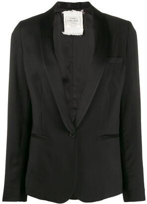 Forte Forte Fitted Single-Breasted Blazer