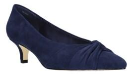 Bella Vita Pettigrew Kitten Heel Pumps Women's Shoes