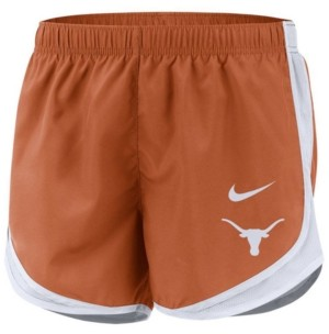 Nike Women's Texas Longhorns Tempo Shorts