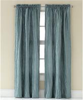 CHF Luxe Taffeta Rod-Pocket Curtain Panel