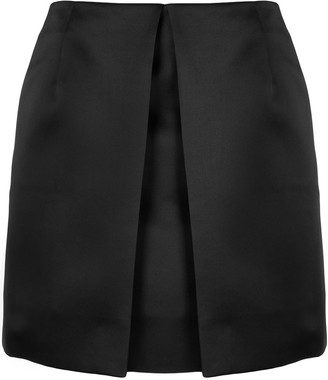 MM6 MAISON MARGIELA Front Pleat Fitted Skirt