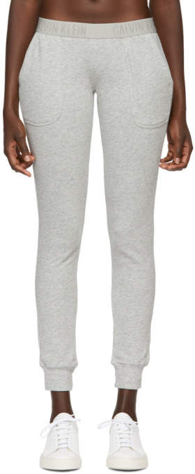 Calvin Klein Underwear Grey Monochrome Lounge Pants
