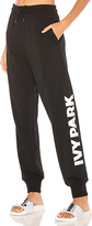 Ivy Park Casual Jogger in Black. - size L (also in M,S,XS)
