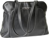 Royce Leather Women's Vaquetta Nappa Tote 694
