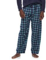 Chaps Men's Plaid Flannel Lounge Pants