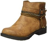 Refresh Women's 62129 Short Boots Brown Size: 5