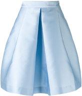 P.A.R.O.S.H. metallic skirt - women - Silk/Polyester/Acetate/Viscose - S