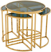 Eichholtz Vicenza Side Table - Gold Finish