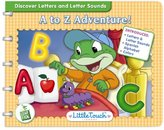 Leapfrog LittleTouch LeapPad Educational Book: A to Z Adventure!