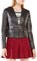 BCBGMAXAZRIA 'Cruz' Faux Leather Jacket