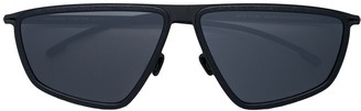 Mykita Tribe MH6 shield sunglasses