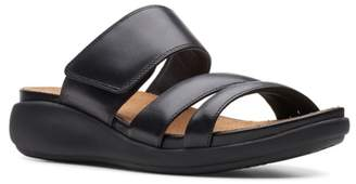 Clarks Un Bali Way Wedge Sandal