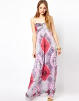 Sugarhill Boutique Diamond Breeze Maxi Dress