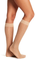 Wolford Poppy Knee-High Socks