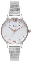 Olivia Burton **Midi Dial White Dial Rose Watch