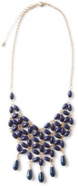 Lori's Shoes Vintage Beaded Bib Necklace