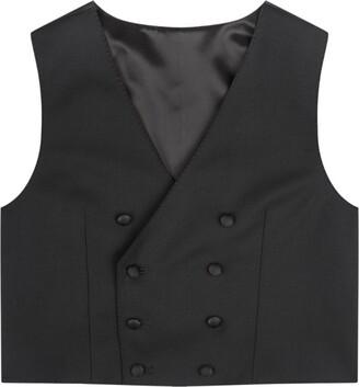 Dolce & Gabbana Kids Double-Breasted Waistcoat (8-12 Years)