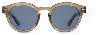 AHLEM Abbesses Smoked Light Sunglasses