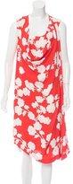 Diane von Furstenberg Silk Naira Dress