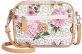 Giani Bernini Block Signature Convertible Camera Belt Bag, Created for Macy's