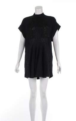 Stella McCartney Stella Mc Cartney \N Black Cotton - elasthane Dresses