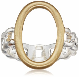 Lucky Brand Jewelry Links On Links Chain Ring