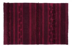 Lorena Canals Red Grande Air Savannah Carpet - Red
