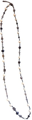 Valentino Multicolour Pearls Long necklaces