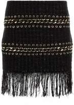 Balmain Chain Mini Skirt