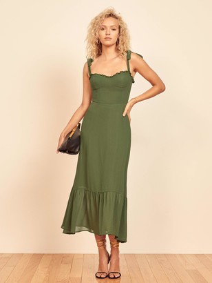 Reformation Petites Nikita Dress