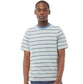Farah Mens Willem T-Shirt English Glass Green Marl