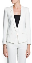 MANGO Outlet Tailored Suit Blazer