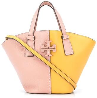Tory Burch Mini Leather Tote Bag