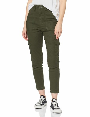 Superdry Women's 90's Flash Cargo Pant Trouser