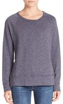 Stateside Heathered Long Sleeve Sweatshirt