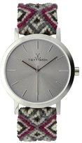 Toy Watch Toywatch Maya Women's Quartz Watch with Grey Dial Analogue Display and Grey Strap MYW11SL - 0.94.0065