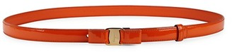 Salvatore Ferragamo Buckled Leather Belt