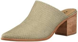 Kaanas Women's SAGRANTINO Pointy Heeled Mule Shoe