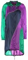 Versace Embellished raincoat