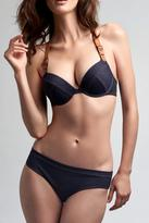 Marlies Dekkers Denim Plunge Pushup Bra