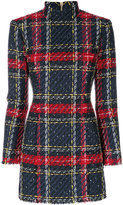 Balmain tweed dress
