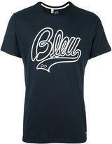 Bleu De Paname printed t-shirt