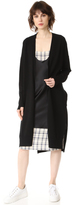 DKNY Long Sleeve Cardigan